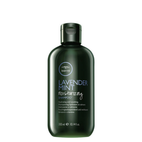 Paul Mitchell Tea tree Lavender mint Shampoo 300ml - Shampoo idratante e lenitivo