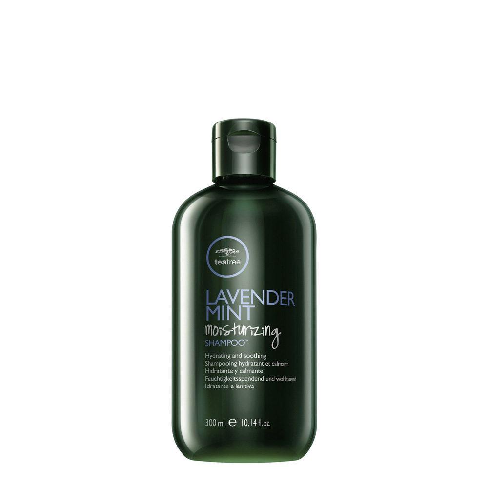 Paul Mitchell Tea tree Lavender mint Shampoo 300ml - Shampoo idratante e lenitivo