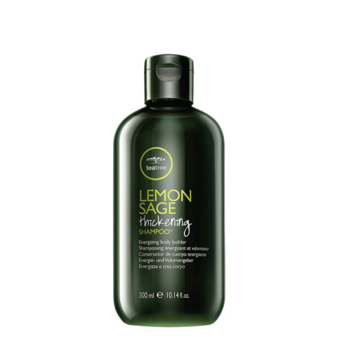 Paul Mitchell Tea tree Lemon sage Thickening shampoo 300ml - Shampoo sebonormalizzante