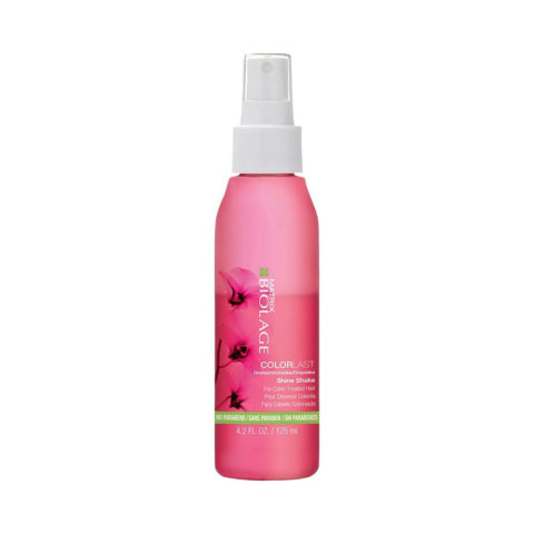 Biolage Colorlast Shine Shake Orchid 125ml - spray lucidante capelli colorati