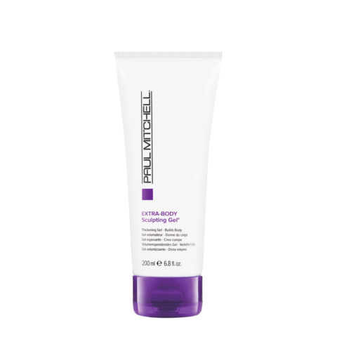 Paul Mitchell Extra body Sculpting gel 200ml - gel volumizzante