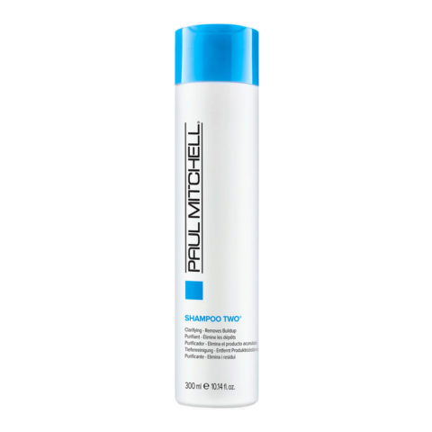 Paul Mitchell Shampoo two 300ml - shampoo seboregolatore