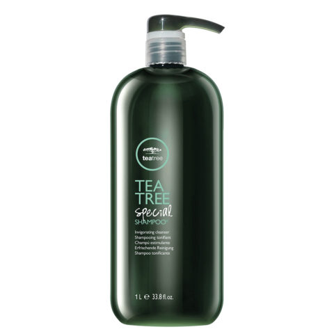 Paul Mitchell Tea tree Special Shampoo 1000ml - Shampoo purificante