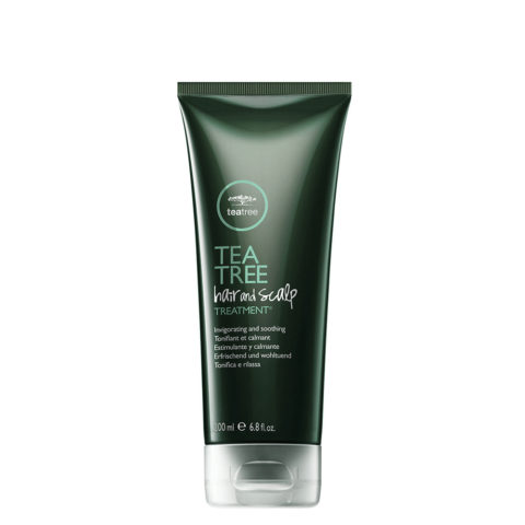 Paul Mitchell Tea tree Special Hair and scalp treatment 200ml - detergente purificante