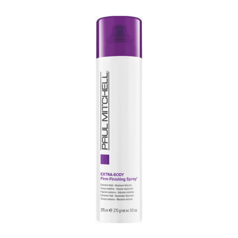 Paul Mitchell Extra body Firm finishing spray 300ml - lacca volumizzante tenuta forte