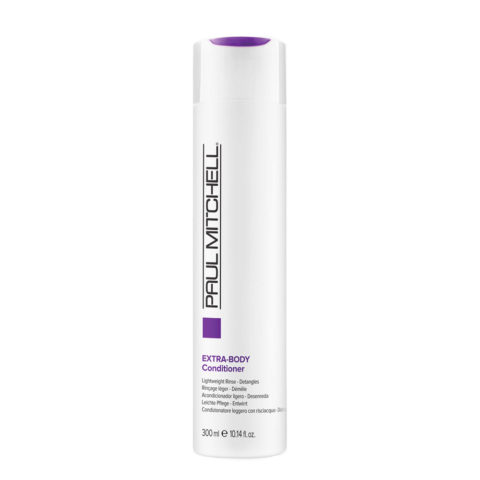 Paul Mitchell Extra body Conditioner 300ml - balsamo volumizzante per capelli fini