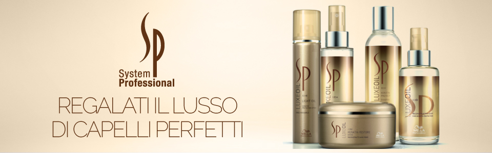 Sp Luxe Oil Collection