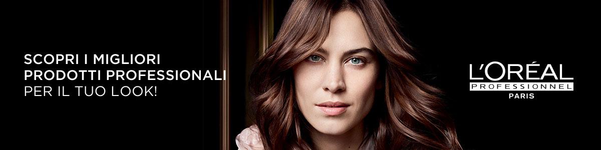 L'Oréal Professionnel, prodotti professionali per capelli