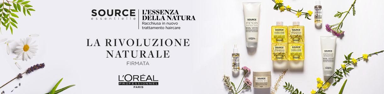 L'Oréal Source Essentielle - Hair Gallery