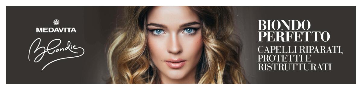 Medavita Blondie: la soluzione perfetta por ogni tipo di biondo
