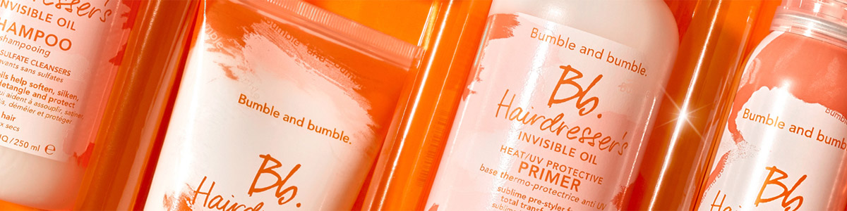 Bumble And Bumble Invisible Oil: prodotti a base di oli in infusione