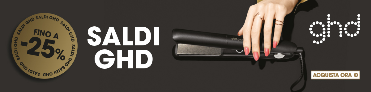 ghd: piastre e asciugacapelli professionali