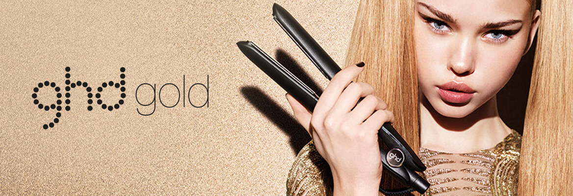 New GHD Gold